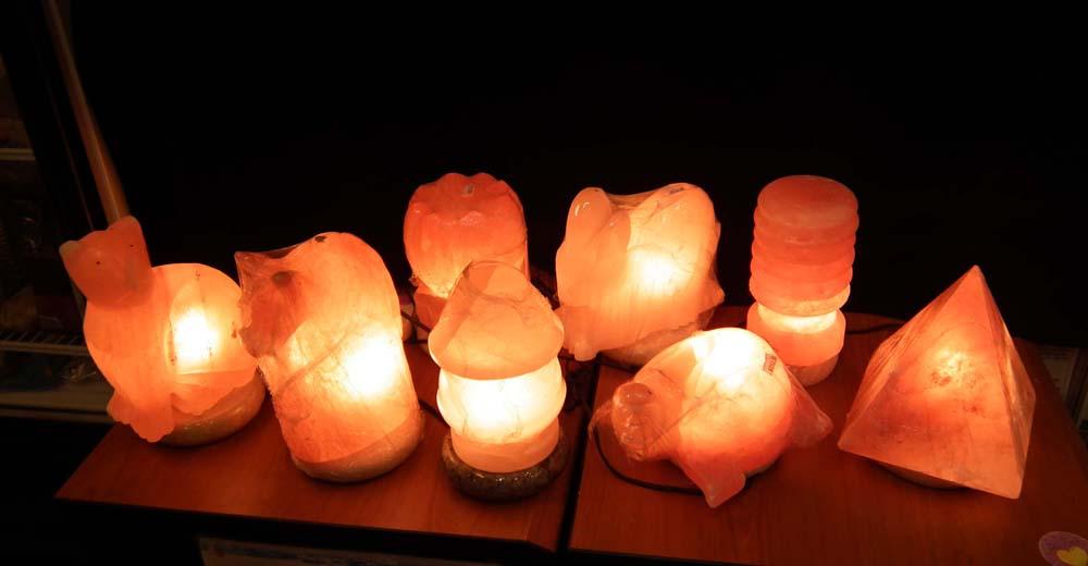 Himalayan Salt Lamps in Singapore