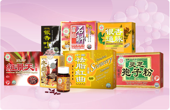 Science Arts TCM Herbal Products in Singapore